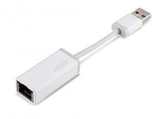 Acer USB to LAN átalakító - Fehér