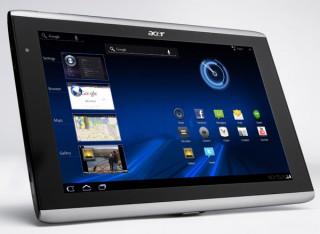 Acer Iconia Tablet A500 Android Jelly Bean 4.0 Leértékelt, bemutató darab!!