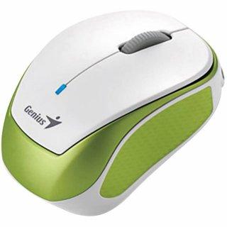 Genius Micro Traveler 9000R V3 Wireless egér - Zöld-Fehér