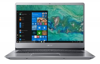 Acer Swift 3 Ultrabook - SF314-54-81ZA_hátulról