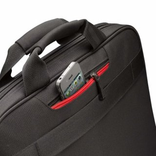 """Case Logic DLC-117 17.3"""" Notebook táska - Fekete"""