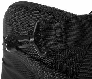 """Tucano Smilza 15,6"""" szuper-vékony laptop táska, fekete"""