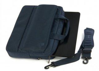"""Tucano Dritta Slim 13-14"""" Notebook táska - Kék"""