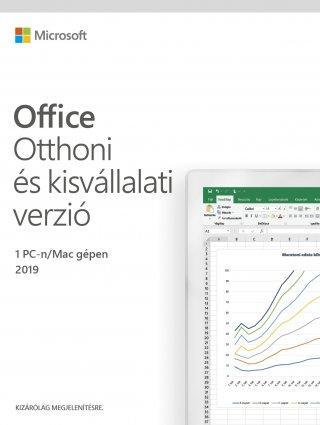 Microsoft Office 2019 Otthoni és kisvállalati verzió