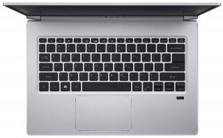 Acer Swift 3 Ultrabook - SF314-55-531M hátulról