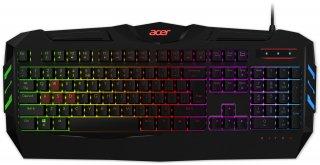 Acer Nitro Gamer billentyűzet szemből_világít