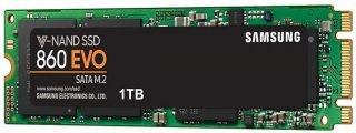 Samsung 1TB SSD SATA3 M.2 860 EVO MZ-N6E1T0BW