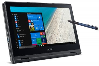 Acer TravelMate Spin B1 - TMB118-G2-RN-P51W