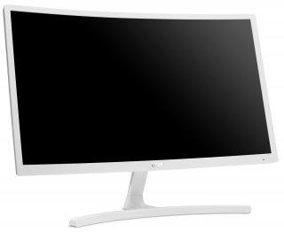 Acer ED242QRwi_szemből
