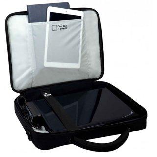 Port Designs Courchevel Clamshell notebook táska, 15,6 fekete