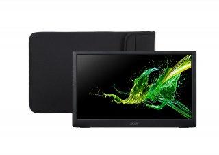"Acer PM161Qbu Hordozható Monitor 15.6"""