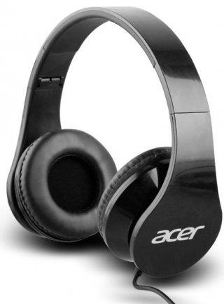 Acer Over-Ear fejhallgató fekete