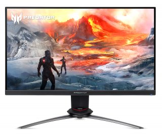 "Acer Predator XB253QGPbmiiprzx 144Hz Monitor 24,5"""