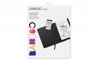 Wacom Bamboo Folio Small digitális jegyzetfüzet