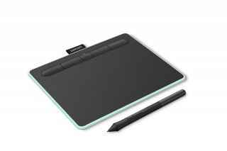 Wacom Intuos S Bluetooth Green North digitális rajztábla