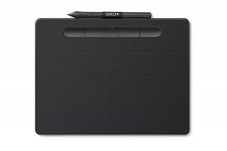 Wacom Intuos S Bluetooth Black North digitális rajztábla