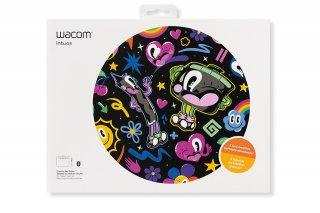 Wacom Intuos M Bluetooth Black North digitális rajztábla