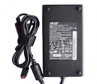ACER gyári laptop töltő AC adapter 180W + tápkábel (dobozos)