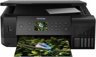 Epson EcoTank L7160 színes multifunkciós tintasugaras nyomtató
