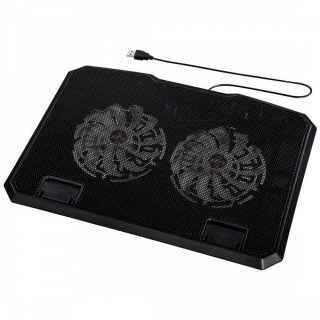 Hama fekete notebook hűtőpad