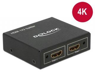 Delock HDMI elosztó, splitter