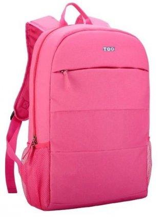 """TOO Női notebook hátizsák - 15,6"""" - Rózsaszín"""