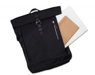 """Acer ConceptD Rolltop 15,6"""" fekete hátizsák"""