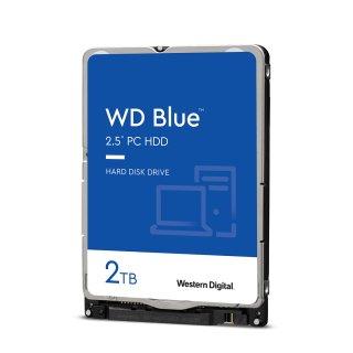 """Western Digital Blue 2,5"""" HDD 2TB"""
