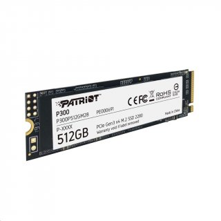 Patriot 512GB SSD M.2 PCIe NVMe