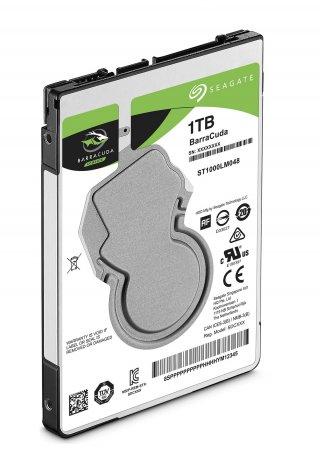 "Seagate 1TB belső HDD 2,5"""