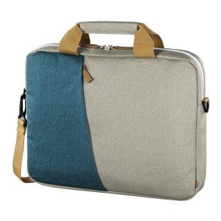 """HAMA Florence 15,6"""" Kék-szürke notebook táska"""