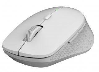 Rapoo M300 Bluetooth + USB vezeték nélküli világosszürke egér