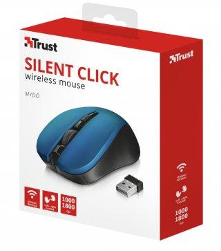 Trust Mydo Silent (kék)