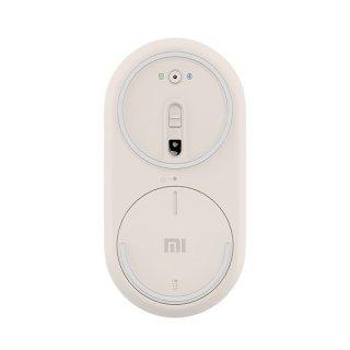 Xiaomi Mi Portable Mouse vezeték nélküli arany színű egér