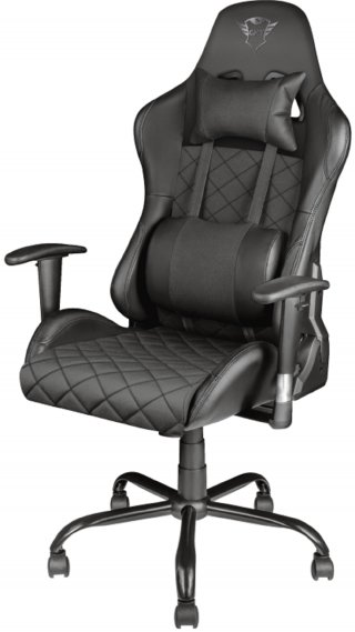 Trust GXT 707 Resto Gamer szék - fekete