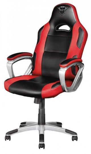 Trust GXT 705R Ryon Gaming Szék - piros/fekete