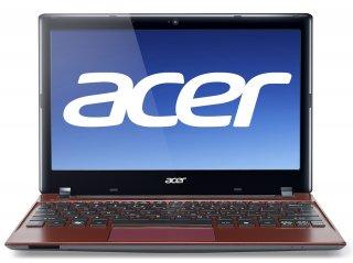 Acer Aspire One 756-877B2rr Piros - Már 2 év garanciával!