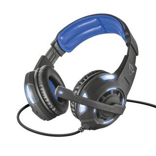 Trust GXT350 Radius 7.1 Surround Gamer fejhallgató - fekete
