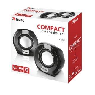 Trust Polo Compact 2.0 sztereó hangfal