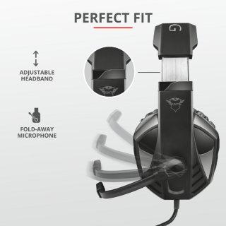 Trust GXT412 Celaz Multiplatform Gaming headset - fekete