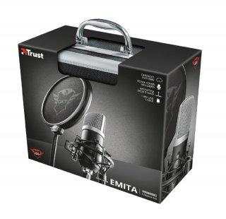 Trust GXT252 Emita streaming mikrofon