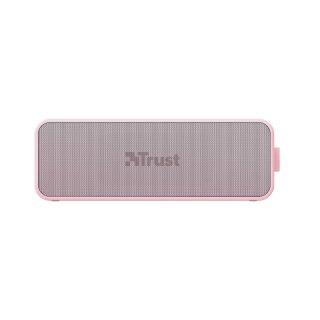 Trust Zowy Max vezeték nélküli Bluetooth hangszóró - Rózsaszín