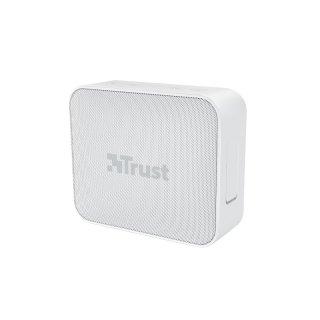 Trust Zowy Compact vezeték nélküli Bluetooth hangszóró - Fehér
