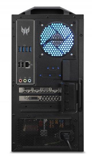 Acer Predator Orion 3000 - Gamer asztali PC