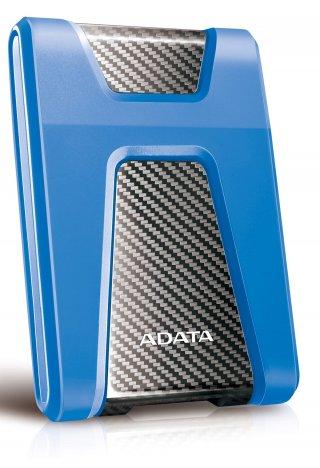"""ADATA HD650 2,5"""" 1TB USB3.2 ütésálló kék külső winchester"""