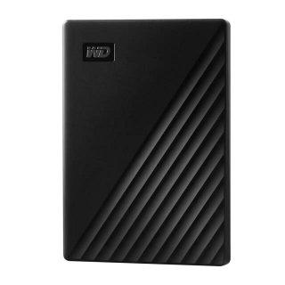 "Western Digital My Passport 2,5"" 2TB USB3.2 fekete külső winchester"