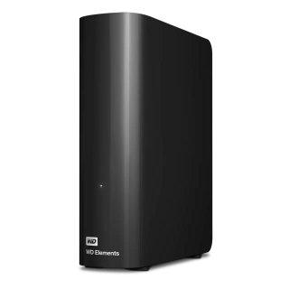 WD Elements Desktop 6TB USB3.0 külső merevlemez - Fekete