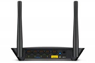 Linksys E5400 Dual Band AC1200 Vezeték nélküli Router