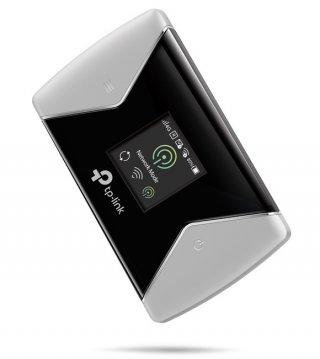 TP-Link TL-M7450 LTE-A hordozható mobil 4G router