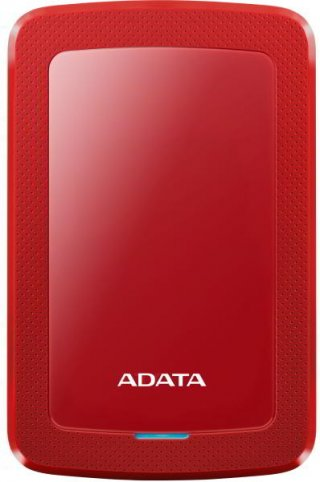 ADATA 5TB külső merevlemez USB 3.2 Piros